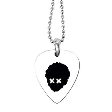 grandson Guitar Pick Necklace