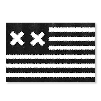 grandson Double X Flag