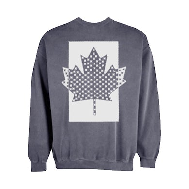 grandson Fist Leaf Crewneck