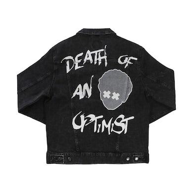 grandson Optimist Death Denim Jacket