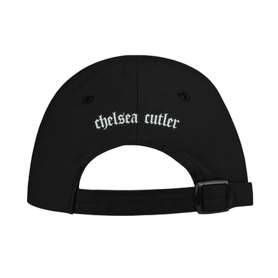 Chelsea Cutler Sleeping With Roses Dad Hat (Black)