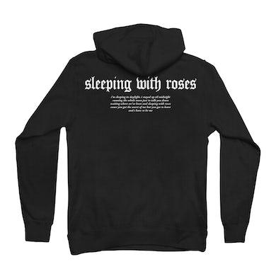 Chelsea Cutler Rose Logo Hoodie (Black)