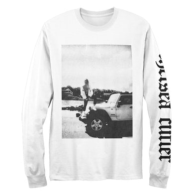 Chelsea Cutler Jeep B&W Long Sleeve T-Shirt