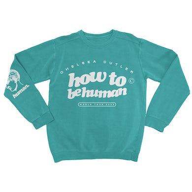 How To Be Human Sweatshirt