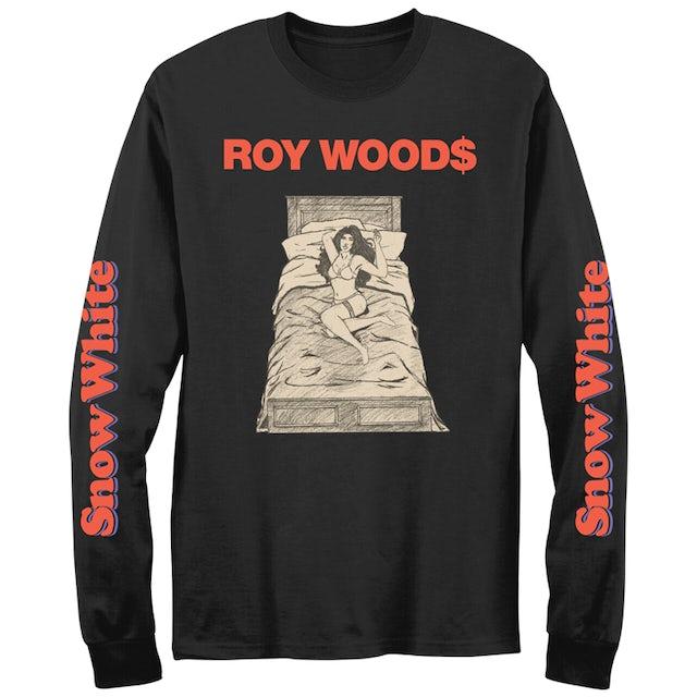 Roy Woods Snow White Long Sleeve T-shirt