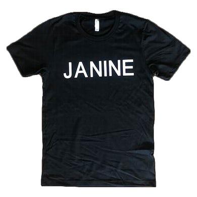 Janine Logo Tee