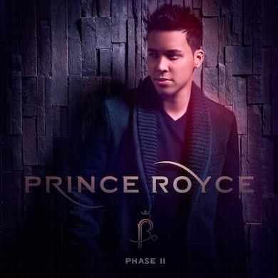 Prince Royce PHASE II (CD)