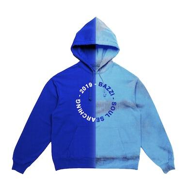 Bazzi Half & Half Soul Searching Hoodie (Blue)