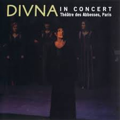 Divna In Concert - Theatre Des Abbesses, Paris CD