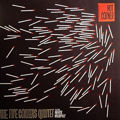 Five Corners Quintet Hot Corner CD