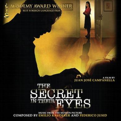 Emilio Kauderer & Federico Jusid The Secret In Their Eyes CD