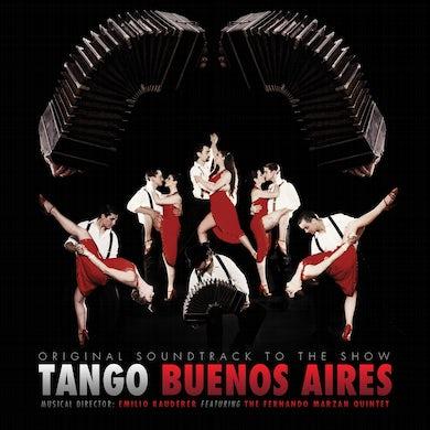 Emilio Kauderer Tango Buenos Aires CD