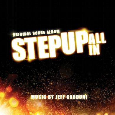 Jeff Cardoni Step Up: All In (Original Score Album) CD