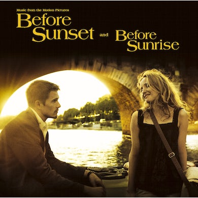 Before Sunset and Before Sunrise O.S.T. Before Sunset CD
