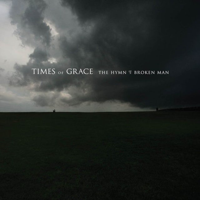 Times Of Grace The Hymn Of A Broken Man CD