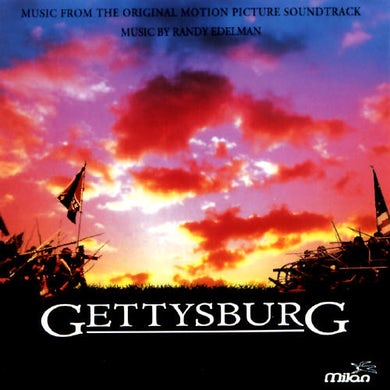 Randy Edelman  Gettysburg - Vol. 2 CD
