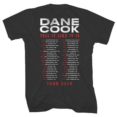 Tell It Like It Is Tour T-Shirt
