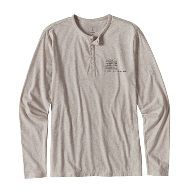 Coldplay Everyday Life Henley