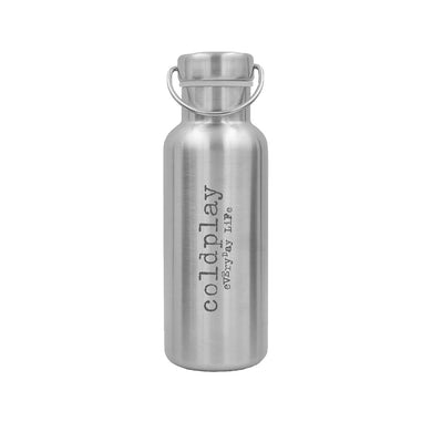 Coldplay Everyday Life Water Bottle