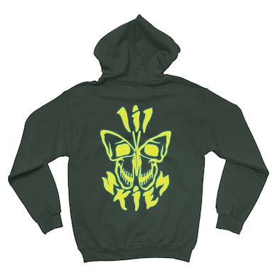 Unbothered Logo Hoodie