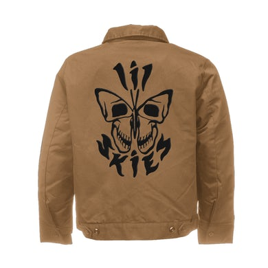 Unbothered Workman Jacket (Tan)