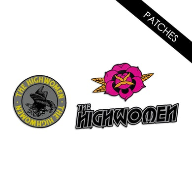 The Highwomen patches