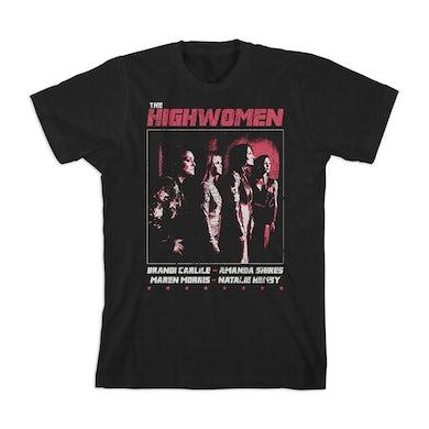 The Highwomen Group Profile T-Shirt