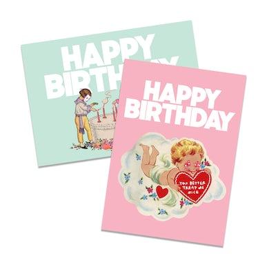 Anne-Marie Birthday Card Set of 4