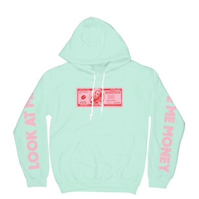 Anne-Marie Give Me Money Hoodie Mint