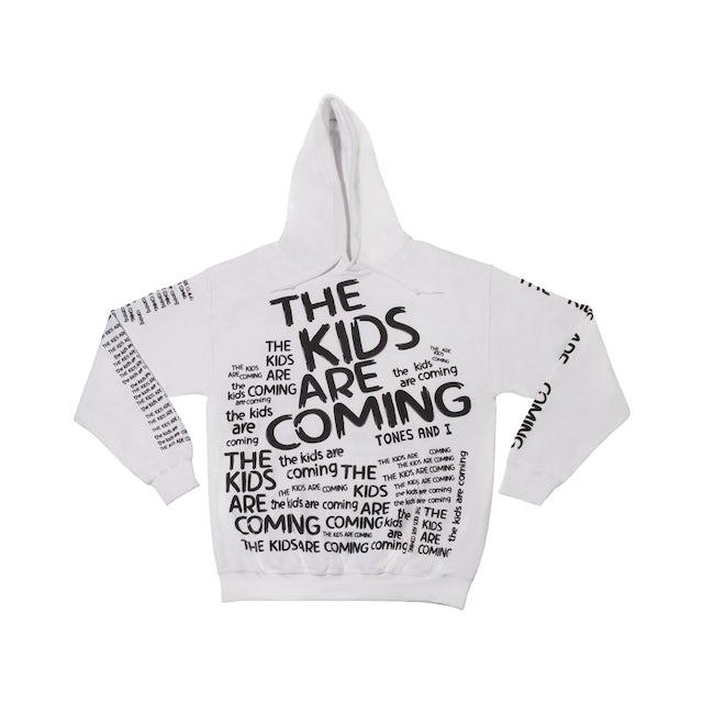Tones And I The Kids (WHITE) Hoodie