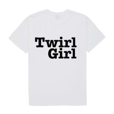 Twirl Girl Tee