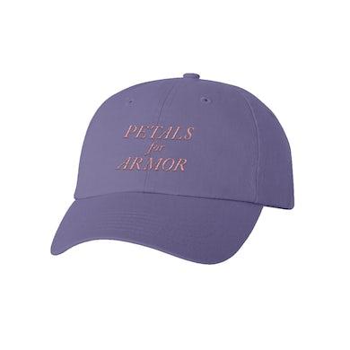 Hayley Williams Petals Dad Hat (Lavender)