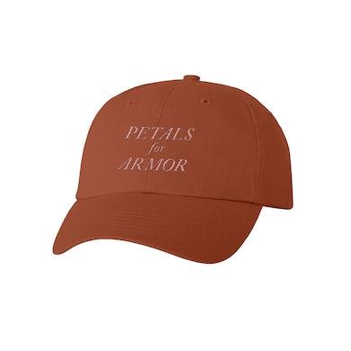 Hayley Williams Petals Dad Hat (Orange)