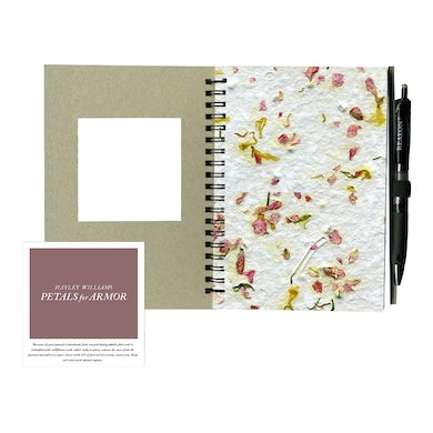Hayley Williams Seed Paper Notebook and Pen