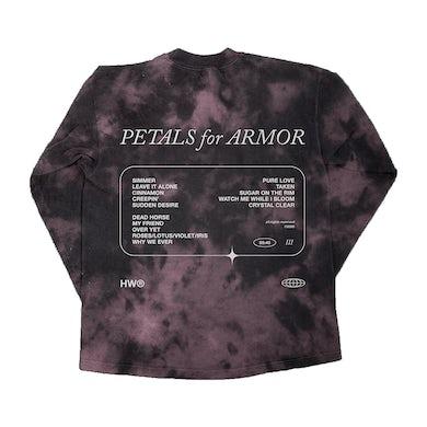 Hayley Williams Petals Long Sleeve T-Shirt