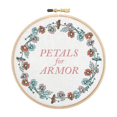 Hayley Williams Petals Embroidery Kit