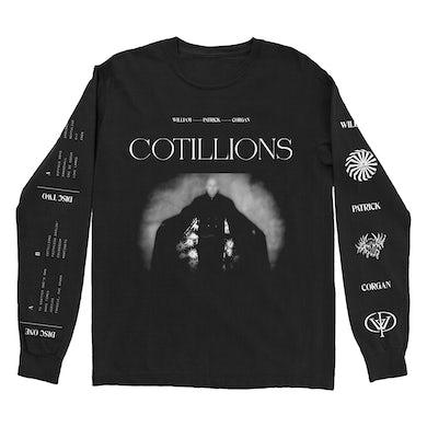 William Patrick Corgan Cotillions Symbol Long Sleeve T-Shirt