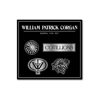 William Patrick Corgan Cotillions Pin Set