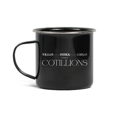 William Patrick Corgan Cotillions Tin Mug
