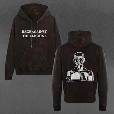 Rage Against The Machine Geometric Man Hoodie