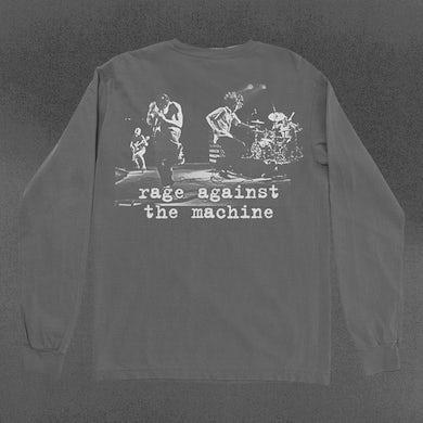 Rage Against The Machine Sun Live Long Sleeve T-Shirt