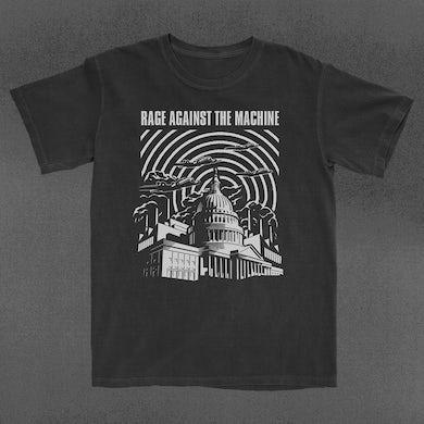 Rage Against The Machine Warzone T-Shirt