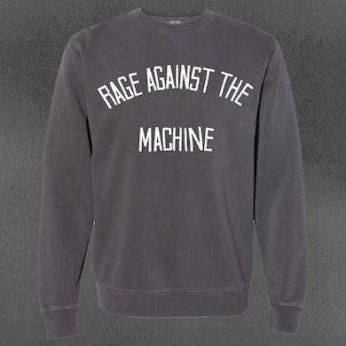 Rage Against The Machine RATM Text Crewneck Sweatshirt