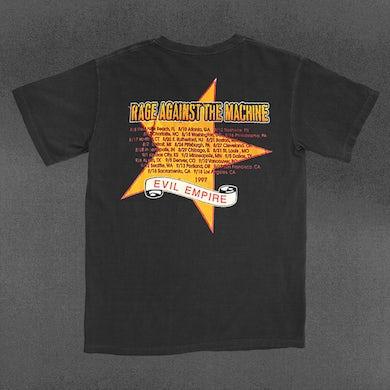 Rage Against The Machine Evil Empire Tour T-Shirt