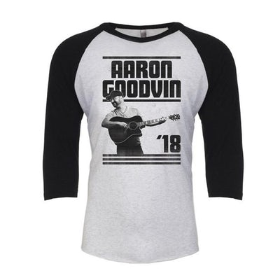 Aaron Goodvin Retro Baseball T-shirt