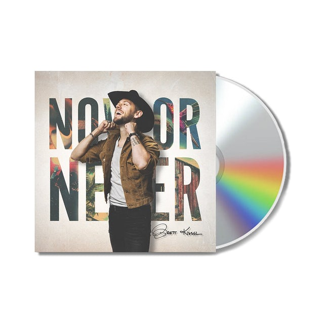 Brett Kissel Now Or Never CD