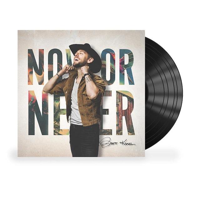 Brett Kissel Now Or Never Vinyl
