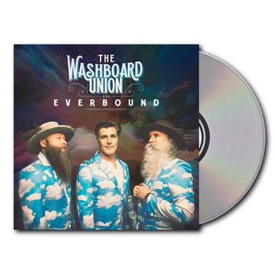 The Washboard Union Everbound CD