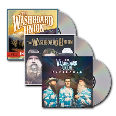 The Washboard Union Music Bundle