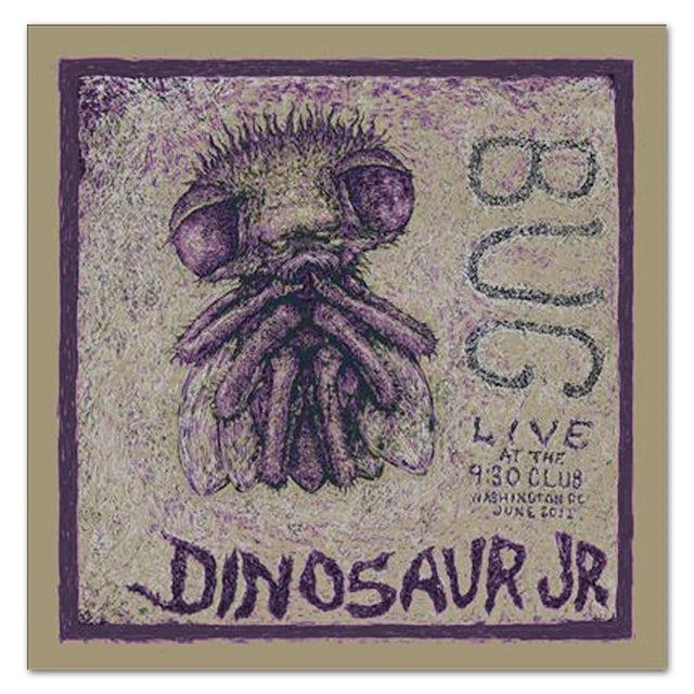 Dinosaur Jr. Bug Live at The 9:30 Club Vinyl LP [GREEN]